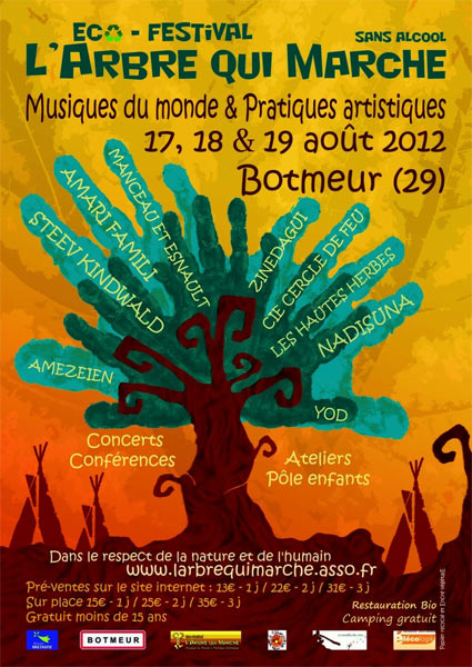 Yod - Groupe de Folk / Trad des Monts d'Arrée